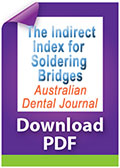 Download PDF indirect index for soldering bridges