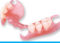 Flexiblible Partial Denture